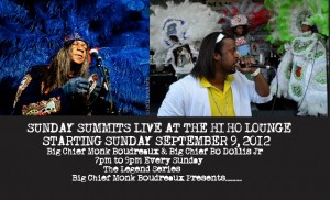 Big Chief Monk @ Hi Ho Lounge